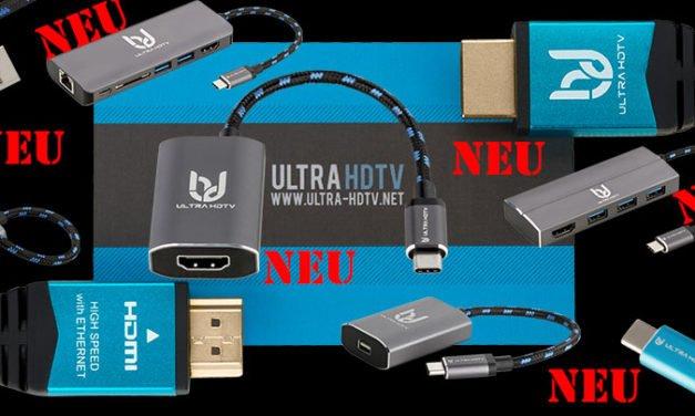"""Startschuss für viele neue Produkte """"by Ultra HDTV"""""""