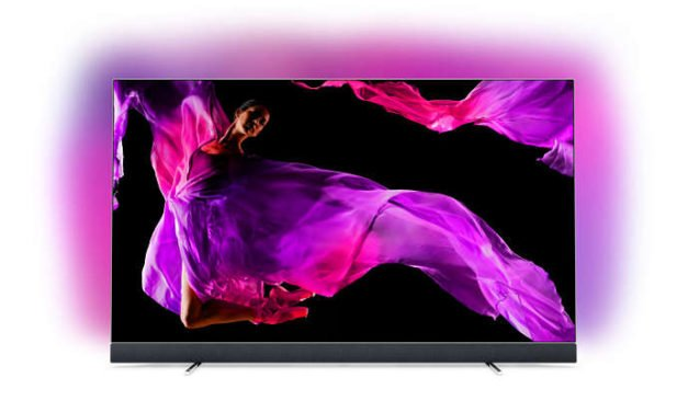 Philips OLED 903: Neuer 4K-OLED-TV mit B&W Soundbar
