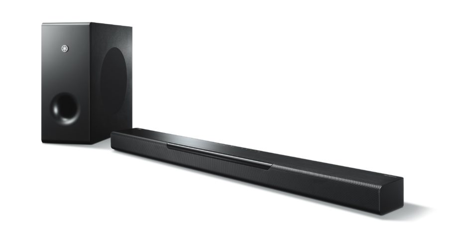yamaha musiccast bar 400 neue soundbar mit 4k support. Black Bedroom Furniture Sets. Home Design Ideas