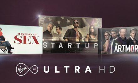 Virgin TV Ultra HD: Erster kompletter 4K-Sender startet in Großbritannien