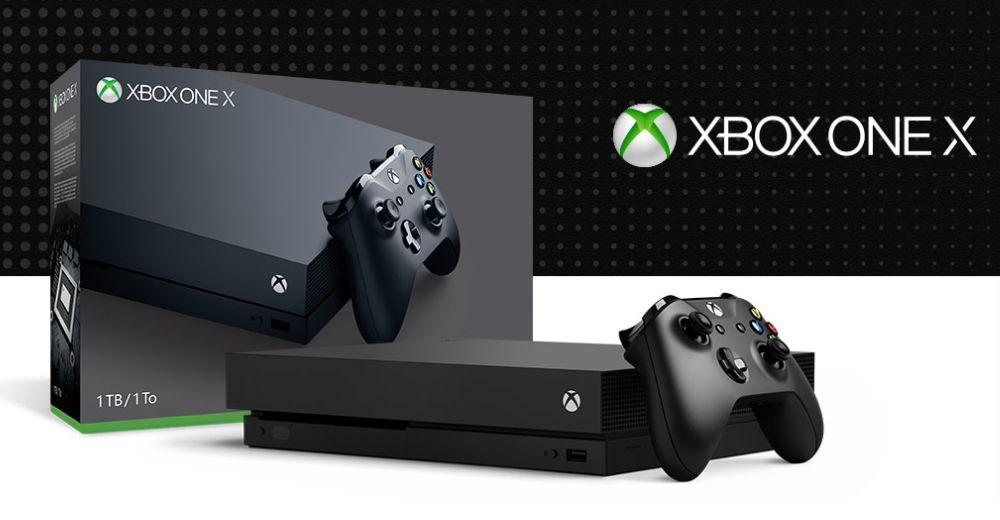 Microsoft Xbox One X Mittlerweile Lohnt Sich Der Kauf
