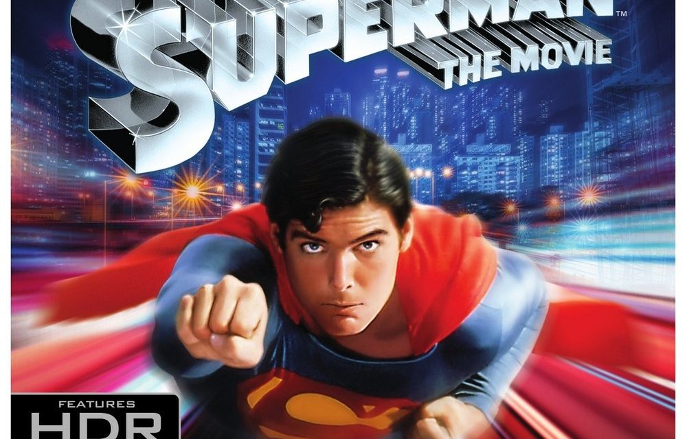 Superman: Der Film – 4K-Remastered kommt im November 2018