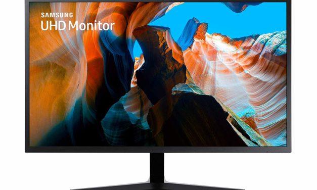 Samsung U32J592UQU: 4K-Monitor für 354 Euro bei Amazon zu haben