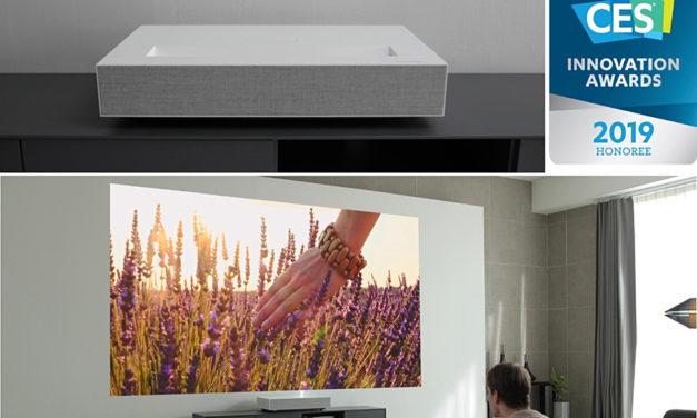 Neuer LG-4K-Projektor rückt der Leinwand ziemlich auf die Pelle