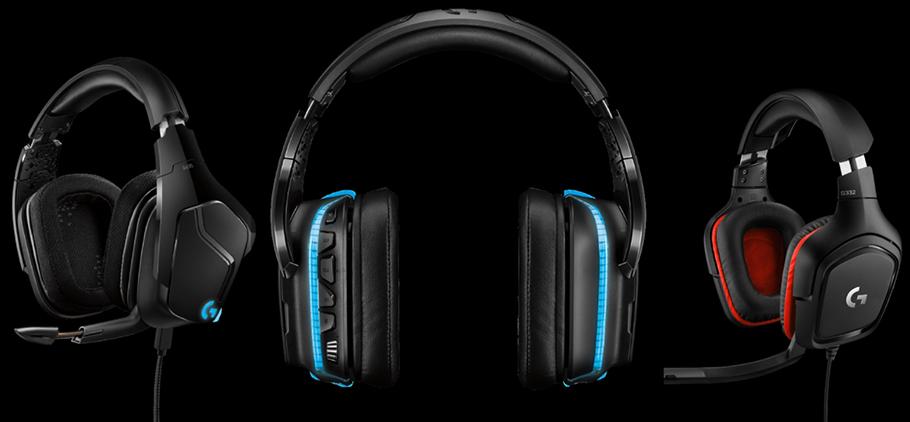 """Logitech G-Headsets sind für alle Geldbeutel """"maßgeschneidert"""""""