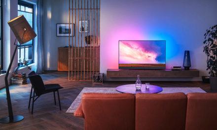 Abbey Road Studios und B&W favorisieren Philips OLED TVs