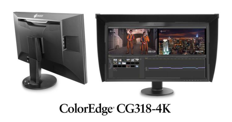 Eizo CG318-4K: 31-Zöller des CG248-4K aufgetaucht