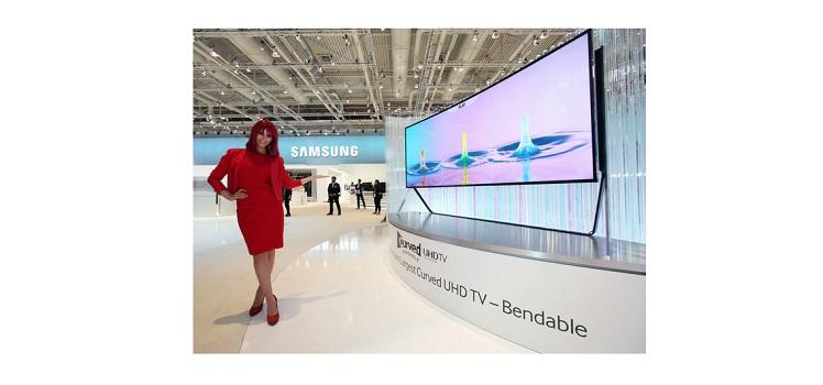 Samsung verkauft mehr Curved als Flat 4K UHD TVs
