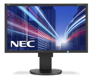 NEC MultiSync EA244UHD: Ultra-HD Monitor für Kreativlinge