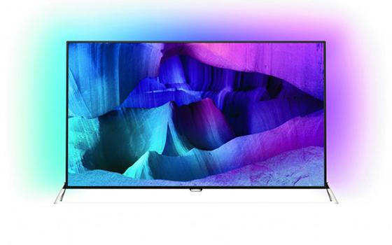 Philips Ambilight UHD TVs der 7600er Serie vorgestellt