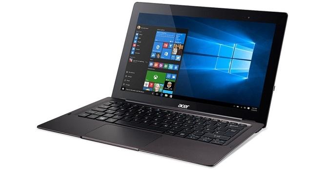 CES 2016: Acer Aspire Switch 12 S als 2-in-1-Tablet mit 4K-Display vorgestellt