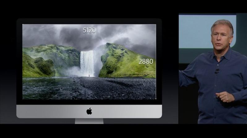 Apple iMac mit 5K-Retina-Display präsentiert