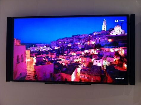 Offiziell: Sony stellt seinen 4K-Fernseher Bravia KD-84X9005 vor