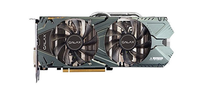 Galax GeForce GTX 970 Exoc Black Edition: Schnelle 4K-Grafikkarte