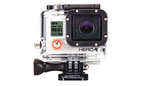 GoPro Hero 4: 4K-Kamera offiziell vorgestellt