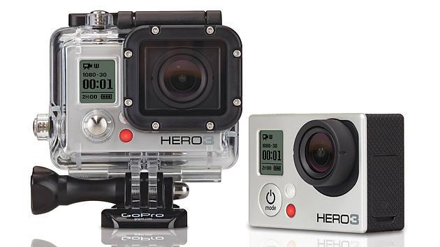 GoPro Hero3 Black Edition: Kamera mit der Ultra-HD-Auflösung zeigt sich im Test