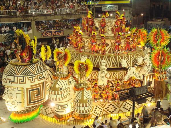 Karneval in Rio wird zum Test bereits in Ultra HD 8K aufgenommen