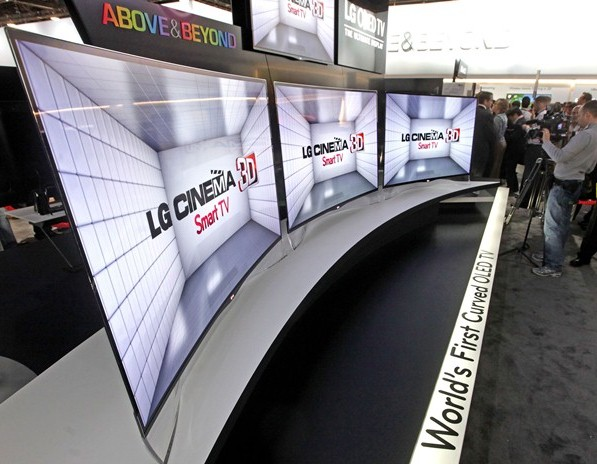 LG: 200 verkaufte OLED-TVs in Südkorea