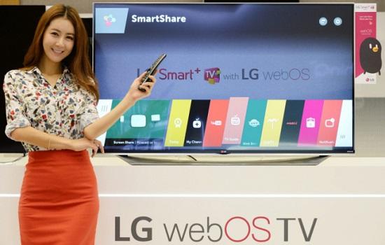 LG webOS 2.0 Smart-TV-Plattform für CES 2015 angekündigt