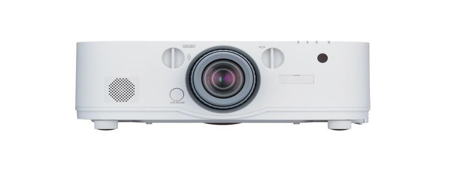 NEC-WUXGA-Projektoren können 4K-Auflösung mit Edge-Blending erreichen