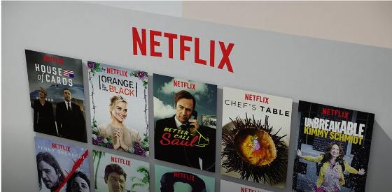 Netflix listet 4K/UHD Serien und Filme