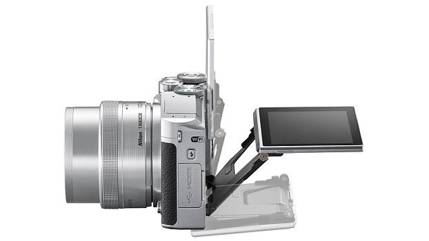 Nikon 1 J5: 4K-Mini-Systemkamera ab 539 Euro