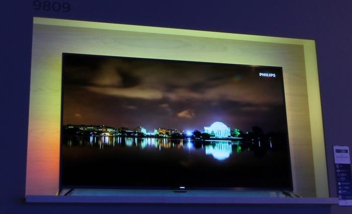 Philips Ambilight TVs mit Android: 30-Tage-Testaktion
