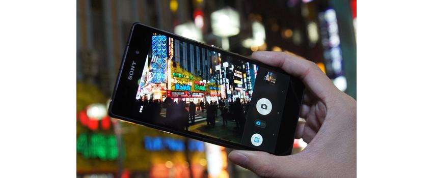 Sony Xperia Z2: 4K-Video aufgetaucht – 4K-Smartphone zeigt Tokio