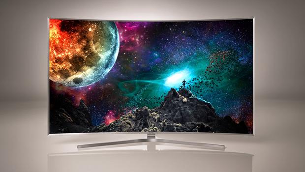 Samsung SUHD TVs erstmals für Deutschland vorgestellt
