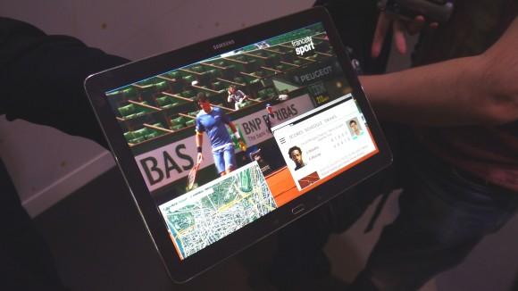 Samsung: 12-Zoll-4K-Tablet kommt noch 2014
