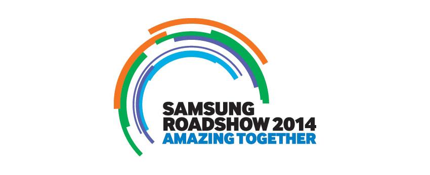 HU8590 und HU7590 auf der Samsung Roadshow 2014