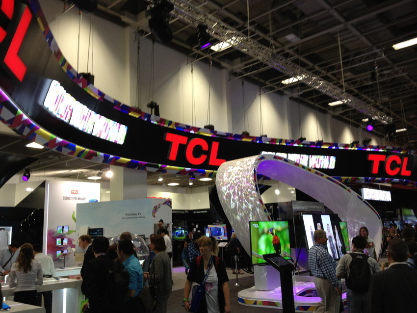 Thomson: Günstiger Curved UHD TV ab September 2014