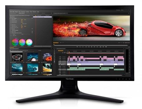 Viewsonic VP2780-4K: 27 Zoll großer 4K LED-Monitor für 749 Euro