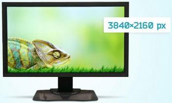 ViewSonic mit 84 Zoll Ultra HD Display auf der CES 2013