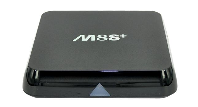 M8S+: TV Set-Top-Box mit 4K Ultra HD Support