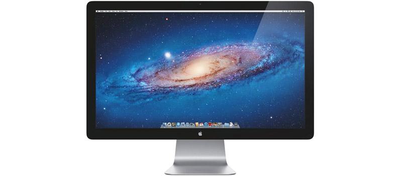 Apple Thunderbolt Display: 5K-Variante doch in Arbeit