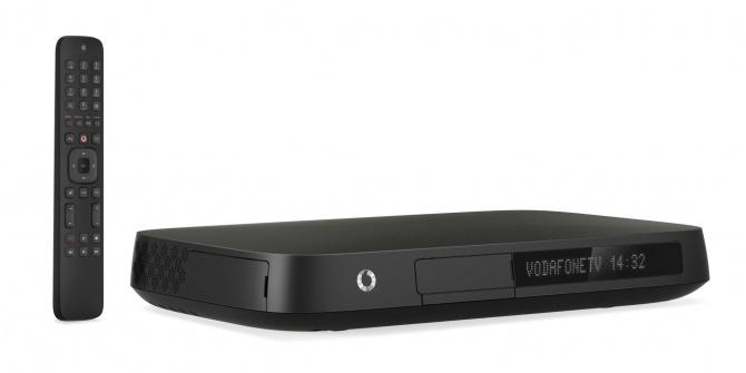 Vodafone stellt neue Ultra HD Set-Top-Box vor