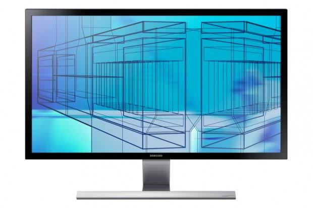 Samsung UD590: 4K-Display für 660 Euro