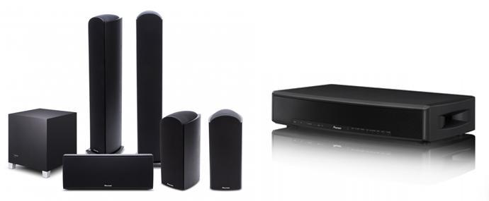 Pioneer: Dolby Atmos Set S-73 und Sound Base SBX-B30 vorgestellt