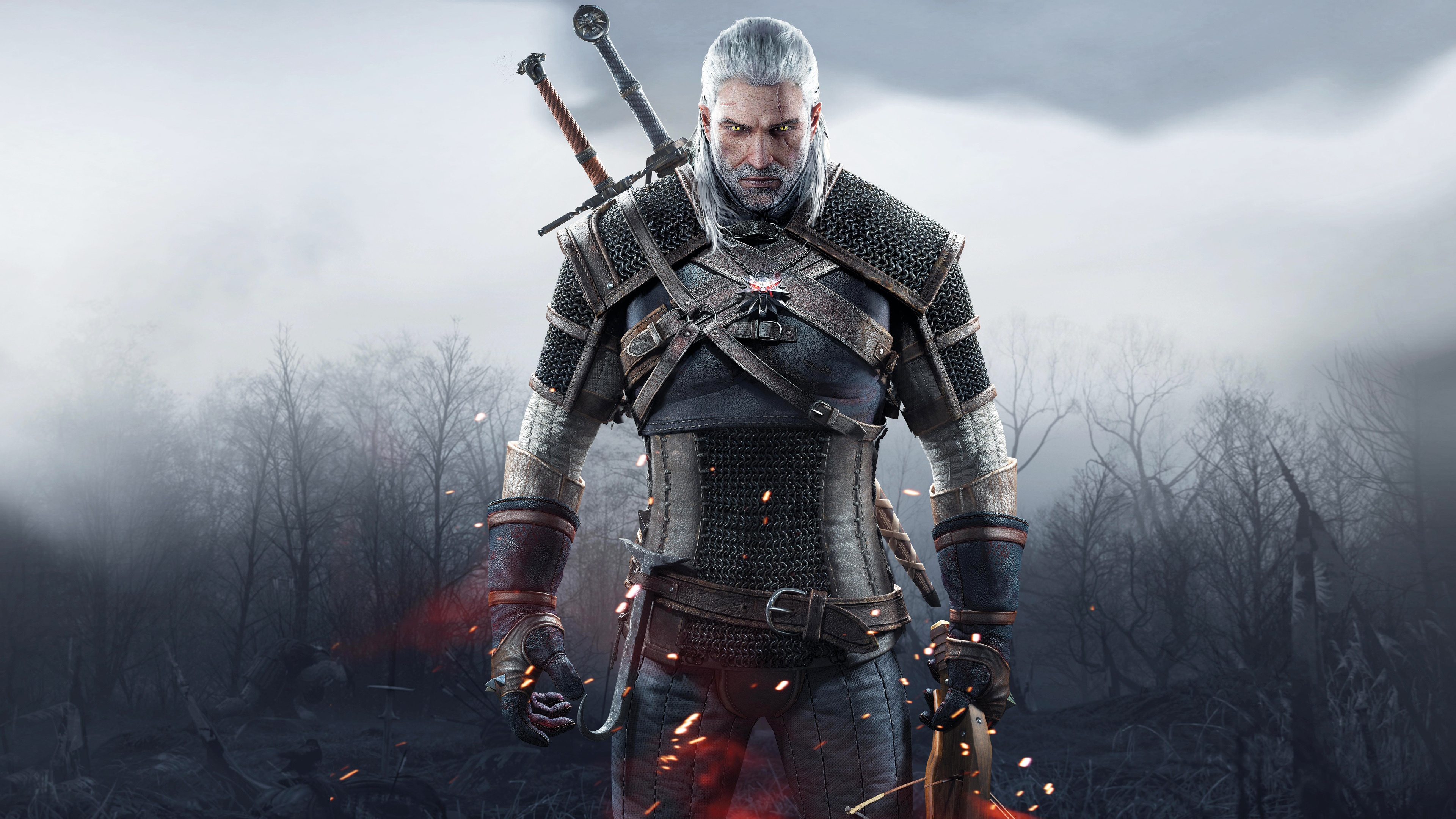 The Witcher 3: Neue Mod zeigt White Orchard in 4K