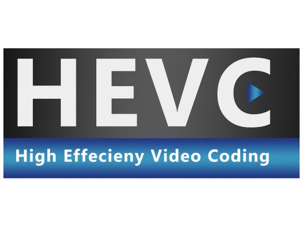 HEVC-Standard H.265 für Ultra HD Videos mit niedriger Datenrate zeigt sich in Software-Demo
