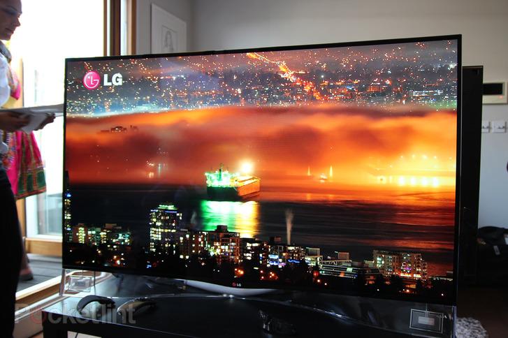 Bringt LG einen 75 Zoll OLED TV auf den europäischen Markt?