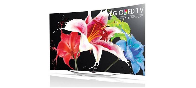 LG 55EC9300: OLED TV mit Curved Display ab 24. August erhältlich