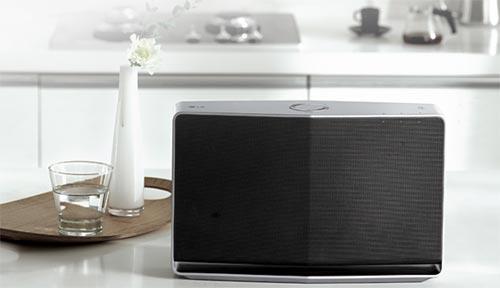 LG Music Flow: Multi-Room-Soundsystem vorgestellt