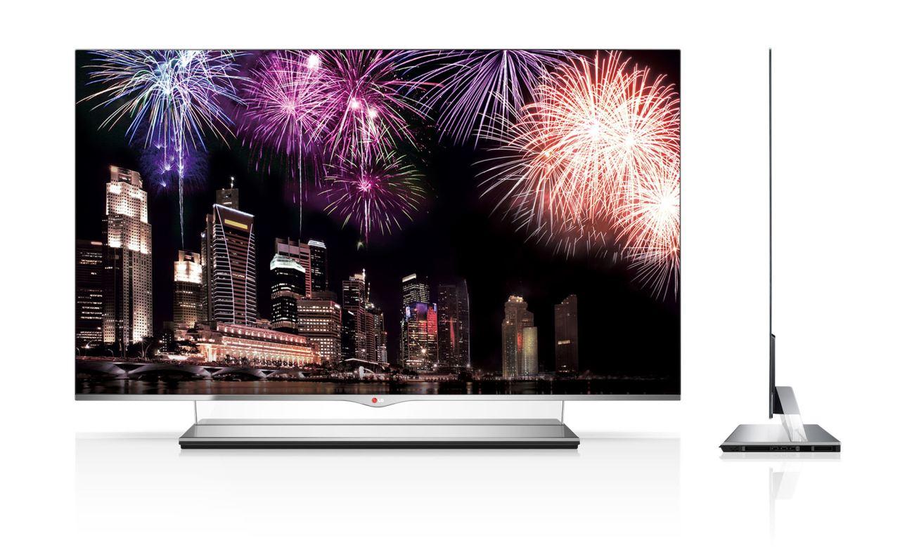 Die OLED-TV Highlights der CES 2013