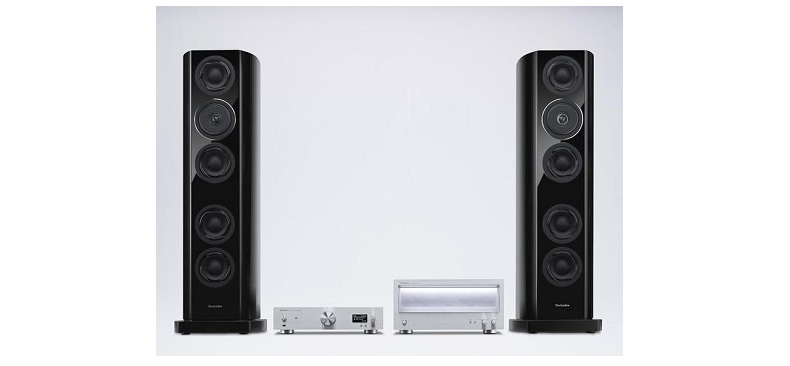Technics Hi-Fi-Systeme R1 & C700 vorgestellt