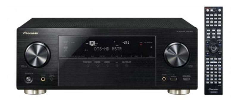 Pioneer stellt 7.2-Kanal-Receiver VSX-923 für 499€ vor