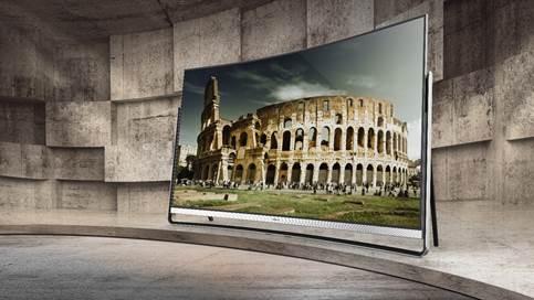 IFA 2015: Hisense 78XT920 Curved 4K TV mit 78 Zoll vorgestellt