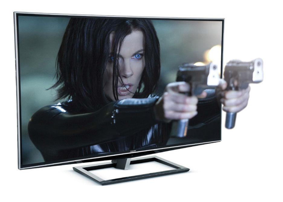 Ultra HDTV: Keine Fehler wie bei 3D-Technik