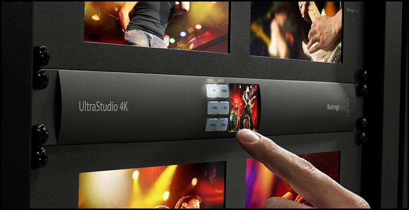 UltraStudio 4K mit Intel Thunderbolt 2 veröffentlicht